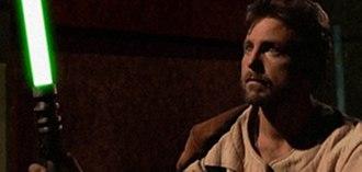 Kyle Katarn - Jason Court as Kyle Katarn in Dark Forces II