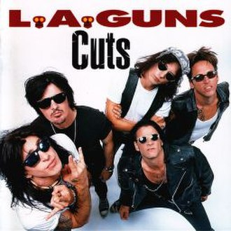 Cuts (EP) - Image: Laguns cuts
