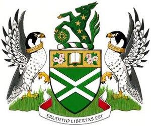 Langara College - Image: Langara COA