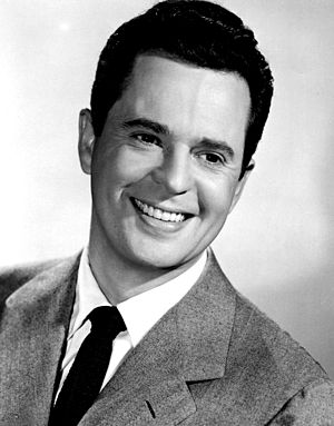 Larry Parks - Parks in 1950