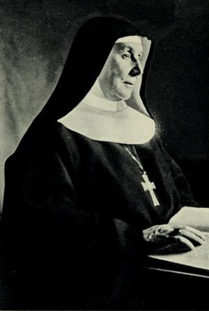 Laurentia McLachlan - As Abbess of Stanbrook