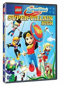 Lego Dc Super Hero Girls Super Villain High Wikipedia