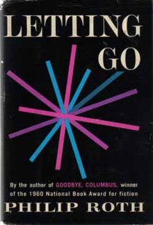 Letting Go (novel) 1st edition cover.jpg