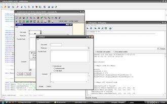 Liberty BASIC - The Liberty Basic v4.03 IDE system