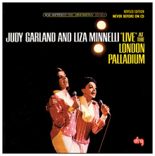 Live at the London Palladium Judy and Liza Cover.png