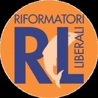 Liberal Reformers - Image: Logo Riformatori liberali