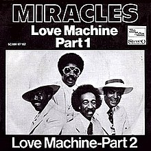 Love Machine (The Miracles song) - Wikipedia