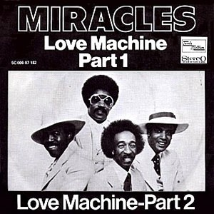 Love Machine (The Miracles song) - Image: Lovemachine