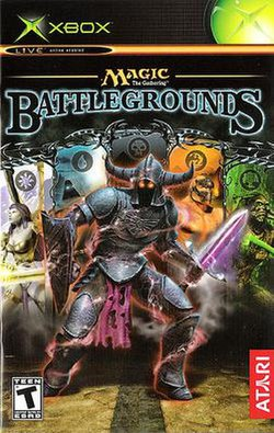 Magic Battlegrounds Coverjpg