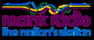 Manx Radio - Image: Manx Radio logo