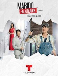 <i>Marido en alquiler</i> Spanish-language telenovela