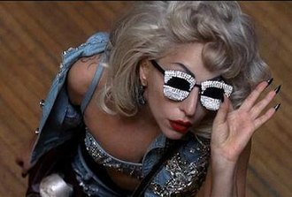Marry the Night - Scene from Marry the Night music video, which some critics felt it referenced Madonna's Desperately Seeking Susan.