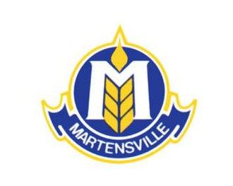 Martensville - Image: Martensville Saskatchewan City Logo