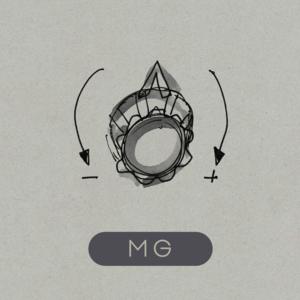 MG (Martin Gore album) - Image: Martin Gore MG