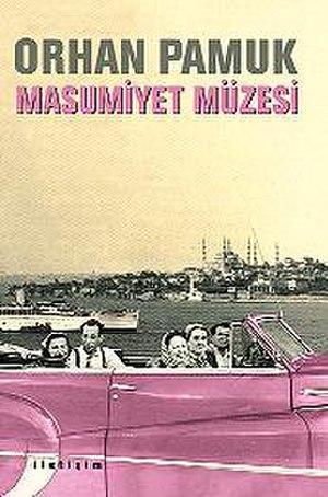 The Museum of Innocence - 2008 İletişim Edition