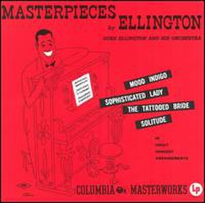 Masterpieces by Ellington - Image: Masterpieces by Ellington