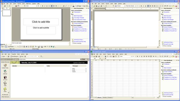 doffice microsoft office add word powerpoint