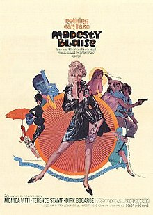 Modesty Blaise (1966 movie poster).jpg