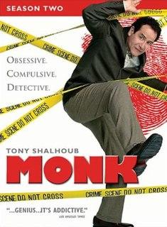 <i>Monk</i> (season 2)