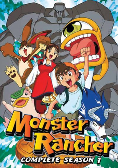 Picture of a TV show: Monster Farm