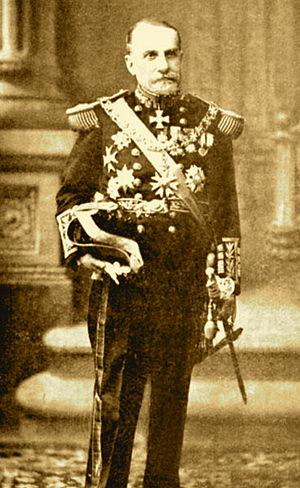 Jorge Montt - Rear-Admiral Jorge Montt