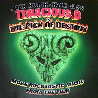 The Pick of Destiny - Image: More Rocktastic Music from the Film