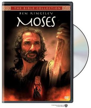Moses (film) - DVD Cover