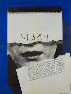 Muriel (film) - Image: Muriel 1963