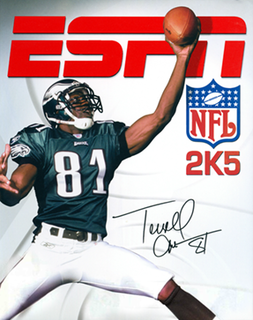 <i>ESPN NFL 2K5</i> 2004 video game