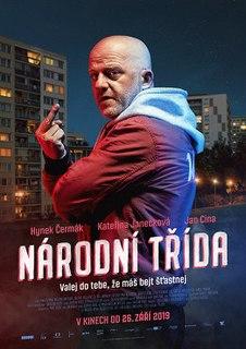 <i>National Street</i> film project directed by Štěpán Altrichter