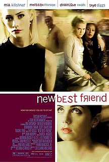 <i>New Best Friend</i> 2002 American film