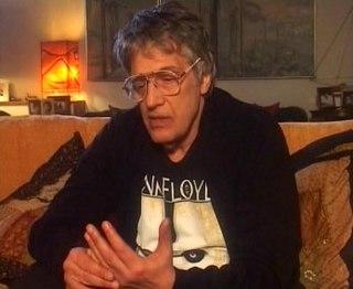 Nikos Nikolaidis Greek film director