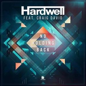 No Holding Back (song) - Image: No Holding Back Artwork