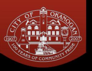 Okanogan, Washington - Image: Okanogan city logo