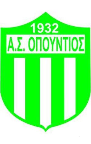 Opountios F.C. - Image: Opountiosmartinoufc