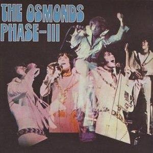 Phase III (album) - Image: Osbrosphase 3