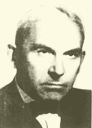 Osman Achmatowicz - Osman Achmatowicz
