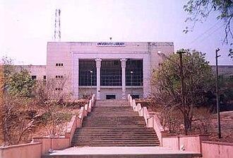 Osmania University - The University Library