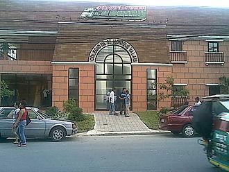 Pinoy Dream Academy - The facade of the Academy