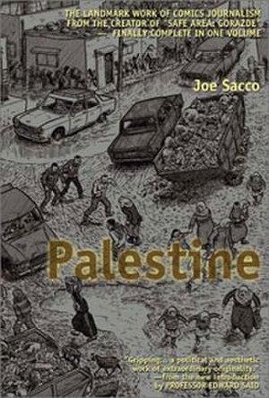 Palestine (comics) - Palestine 2001 Cover