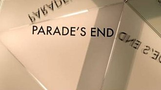Parade's End (TV series) - Image: Parade's End (TV series) titlecard
