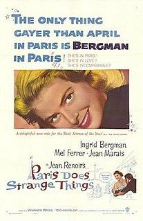 <i>Elena and Her Men</i> 1956 film by Jean Renoir