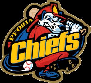 Peoria Chiefs - Image: Peoria Chiefs