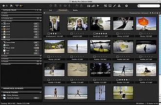 Phase One Media Pro - Image: Phase One Media Pro screenshot
