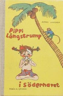 <i>Pippi in the South Seas</i> (book)