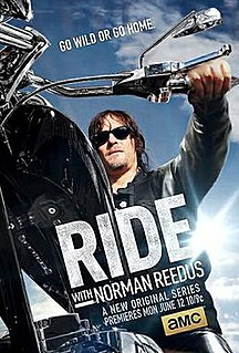 <i>Ride with Norman Reedus</i>