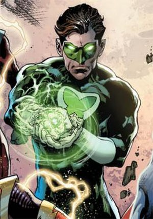 Power Ring (DC Comics) - Image: Power ring character