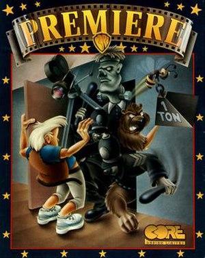 Premiere (video game) - Image: Premiere box art