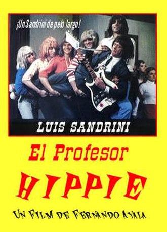 El Profesor Hippie - Image: Profesorhippie
