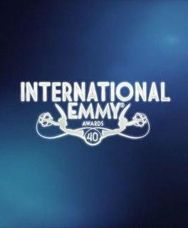 40th International Emmy Awards